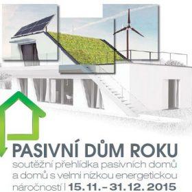 Společnost ABF a veletrh FOR PASIV vyhlašují soutěž Pasivní dům roku