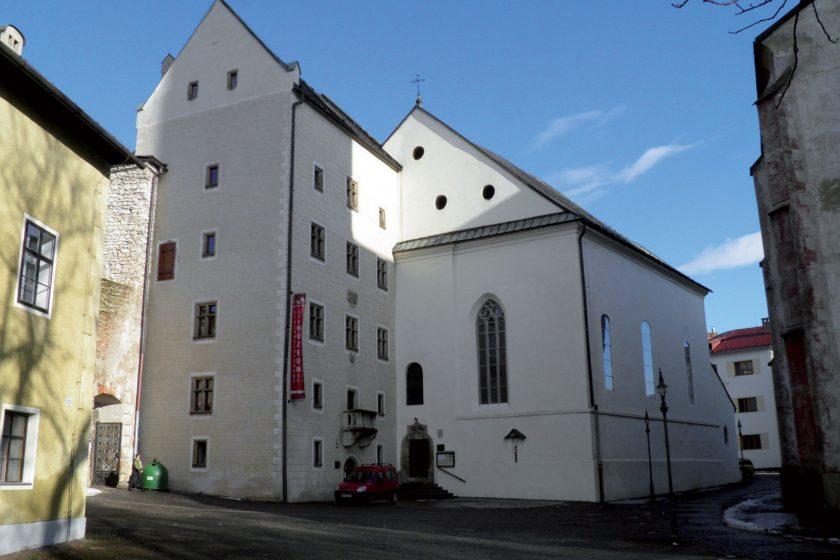 Vytápění historické budovy Matejův dům