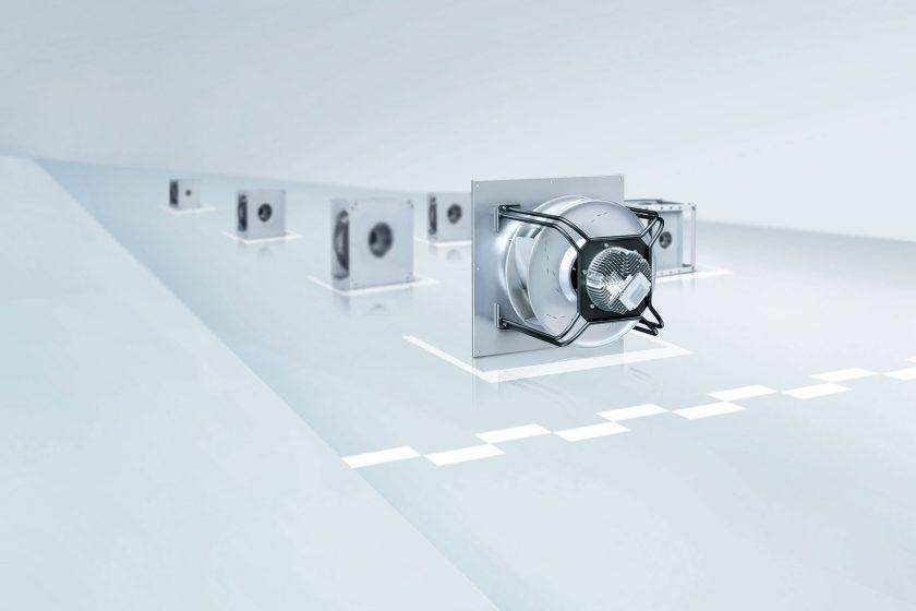 EBM-PAPST: Formule mezi výrobci ventilátorů