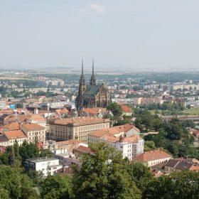 Budoucnost centra Brna – 57 soutěžních návrhů