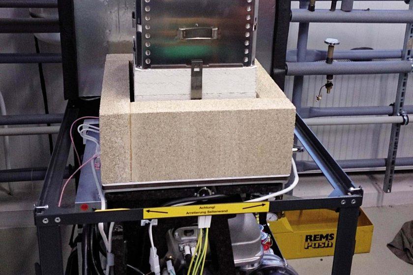 Reálný provoz mikrokogenerační jednotky