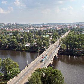 Komora architektů podporuje snahu o prohlášení Libeňského mostu kulturní památkou