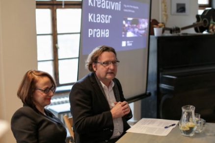 Centrum kultury a kreativity přímo v srdci Prahy