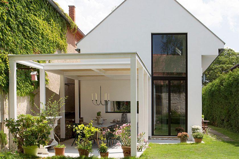 Rodinný dům ve venkovském stylu