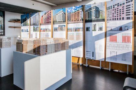 Výstava Habitat představí studentské projekty dostupného a kvalitního bydlení