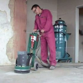 Vyrovnání podkladu před kladením podlahoviny