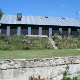 Obytná stodola – příběh cesty k domovu