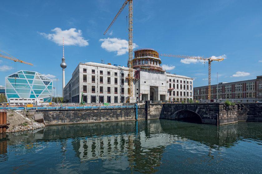 Obnova berlínského zámku