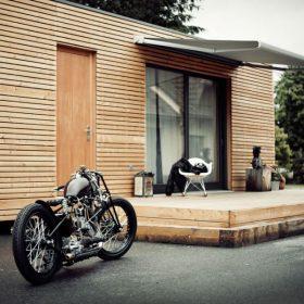 Freedomky - bydlení pro singles, startovací dům nebo chata