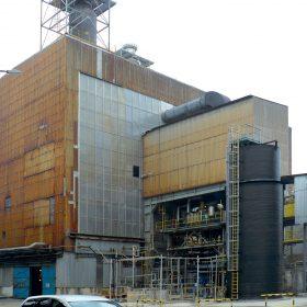 Obnova nosné ocelové konstrukce halového objektu poškozené chemickými vlivy