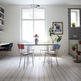 Při zařizování interiéru nelze použít žádnou šablonu