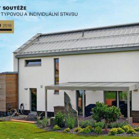 Stavby z cihel Porotherm bodovaly v soutěži Dům roku 2016