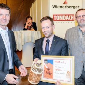 Soutěž TONDACH pálená střecha 2015 zná své vítěze