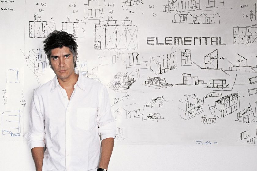 Pritzkerova cena: Alejandro Aravena