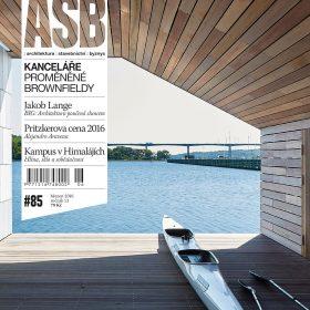 Nové číslo časopisu ASB 1/2016