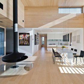 Cedrový dům - jen ticho, klid a vnitřní pořádek