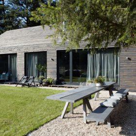Novodobé dřevěné střechy