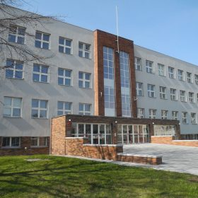 Rekonstrukce fasády Národního památkového ústavu v Ostravě
