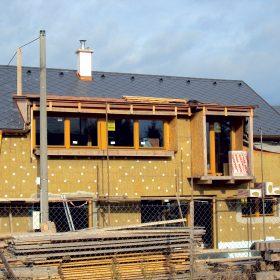 Vybíráme tepelnou izolaci pro fasádu staršího domu
