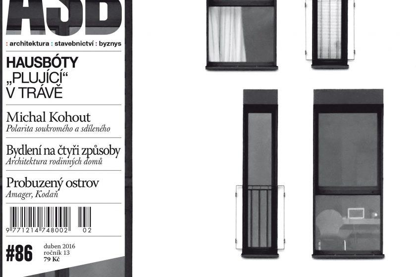 Nové číslo časopisu ASB 2/2016