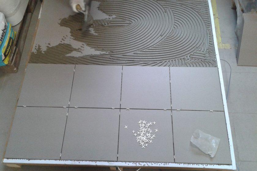 Elektrické podlahové topení na deskách CETRIS®