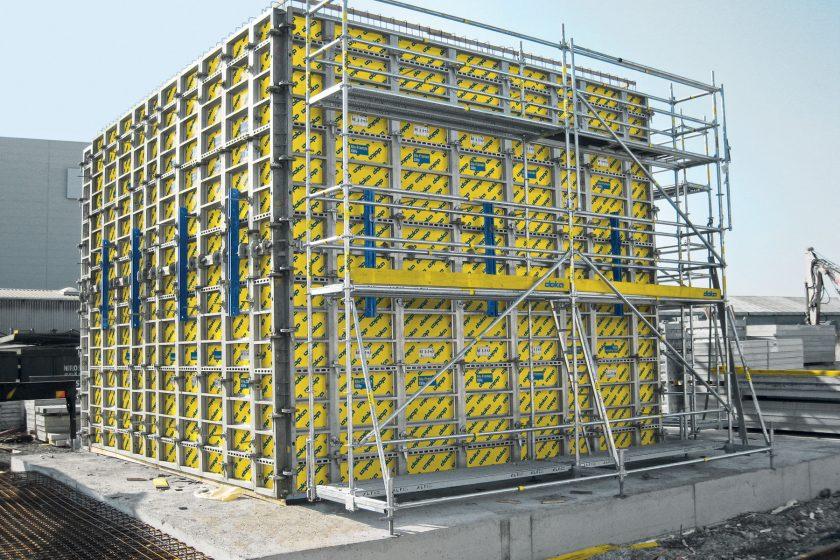 Bezpečnost na staveništích