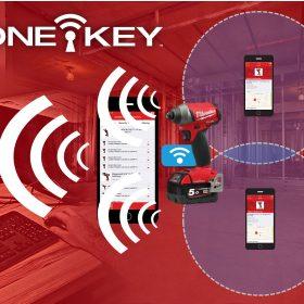 Milwaukee představuje novou funkci pro všechna nářadí vybavená systémem ONE-KEY