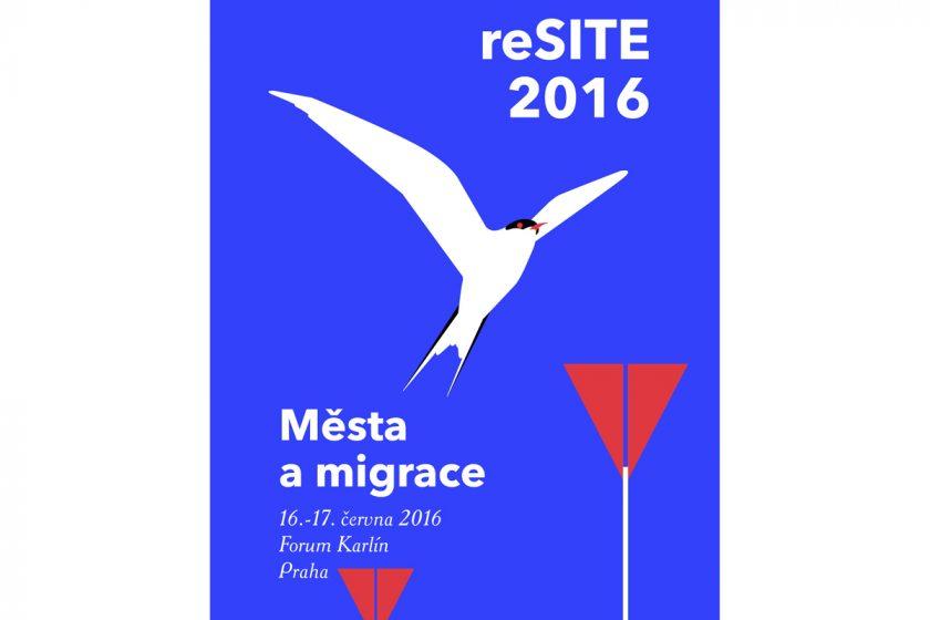 reSITE 2016: Na hranicích se dá migrace vyfotit. Ve městech se dá vyřešit.