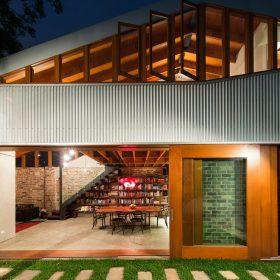 Rekonstruovaný kravín ideálním domovem pro rodinu