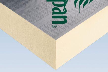 Lehké tepelně izolační desky pro ploché střechy