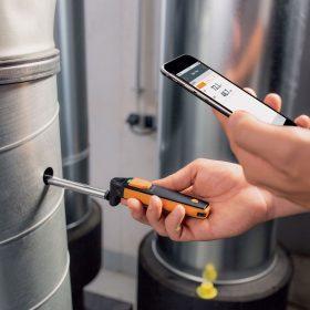 Přesné a pohodlné měření ve vzduchotechnických kanálech