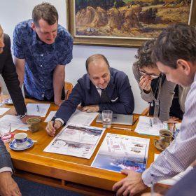 Porota architektonické soutěže ModulArch vybrala vítěze