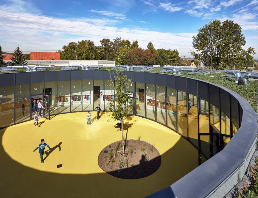 Děti v kontaktu s dobrou architekturou