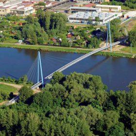První praktické využití ultra-vysokohodnotných betonů v České republice