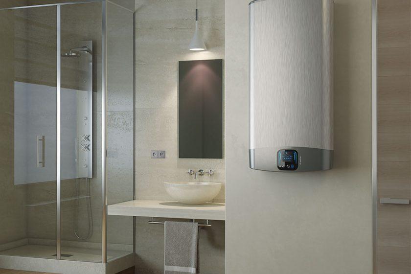 Ohřívače vody: komfort, design, energetická účinnost