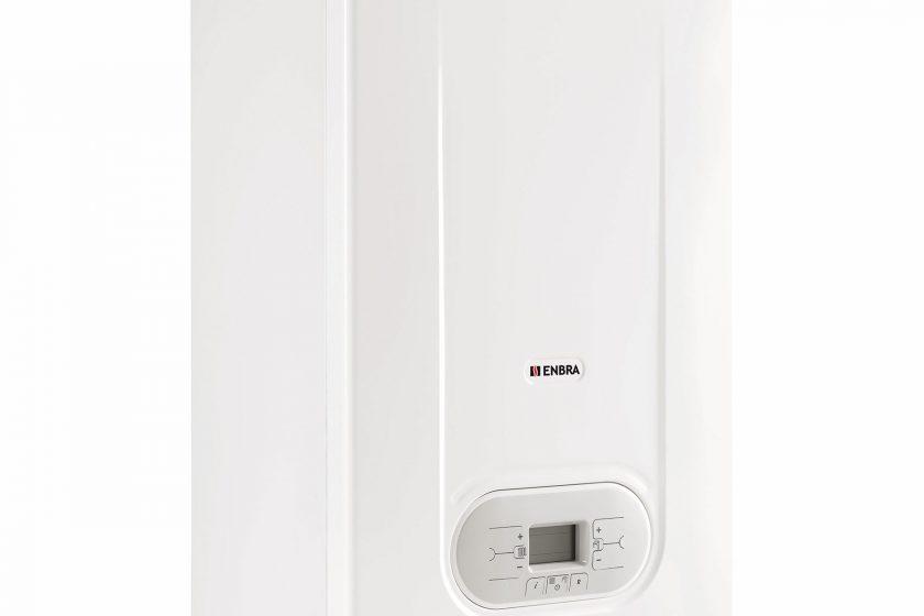 Kondenzační průtokové ohřívače ENBRA SFK - S minimálními rozměry maximum teplé vody