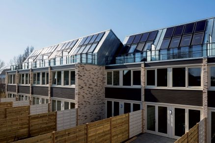 Rekonstrukce stávajících budov na aktivní domy