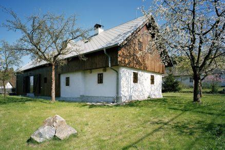 Nový začátek 170 let starého domu