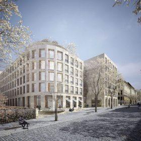 Univerzita Karlova představila podobu nových výzkumně-vzdělávacích center na Albertově