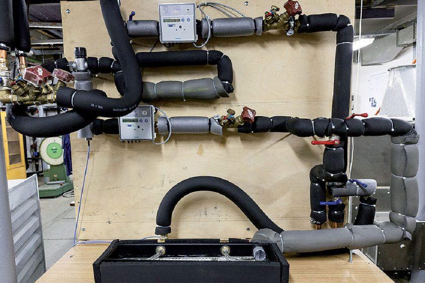Zpětné získávání tepla v oblasti přípravy teplé vody