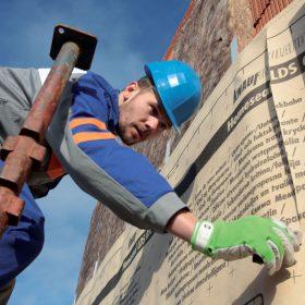 Větraná fasáda pro rekonstrukci i novostavbu