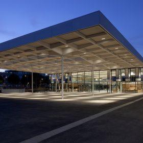 Hager Forum: Fascinující příklad korporátní architektury
