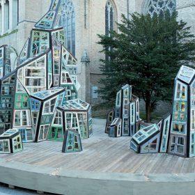 Veřejné stavby jako nic jiného svědčí ospolečnosti, která je vytvořila