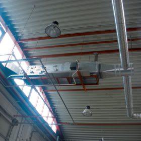 Modernizace ventilátorů ve stávajících klimatizačních systémech