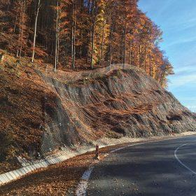 Rekonstrukce silnice  I/72 Zbojská, sedlo – Tisovec, Čertova dolina