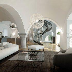 Barokní bydlení