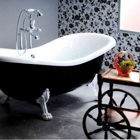 Aktuální moderna v koupelnách - 1. část