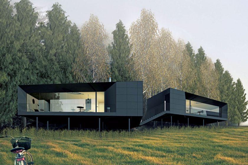 Český ostrovní dům