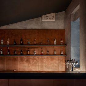 Měděný bar v Litomyšli