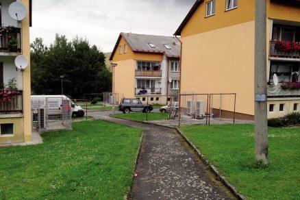 Rekonstrukce vytápění bytového domu pomocí kaskádového systému s tepelným čerpadlem